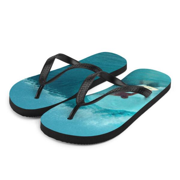"""Flip-Flops """"Surfing"""""""