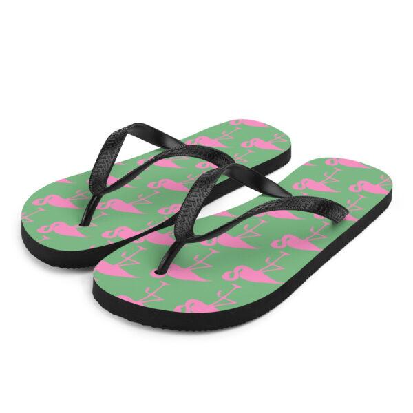 "Flip-Flops ""Flamingos"""