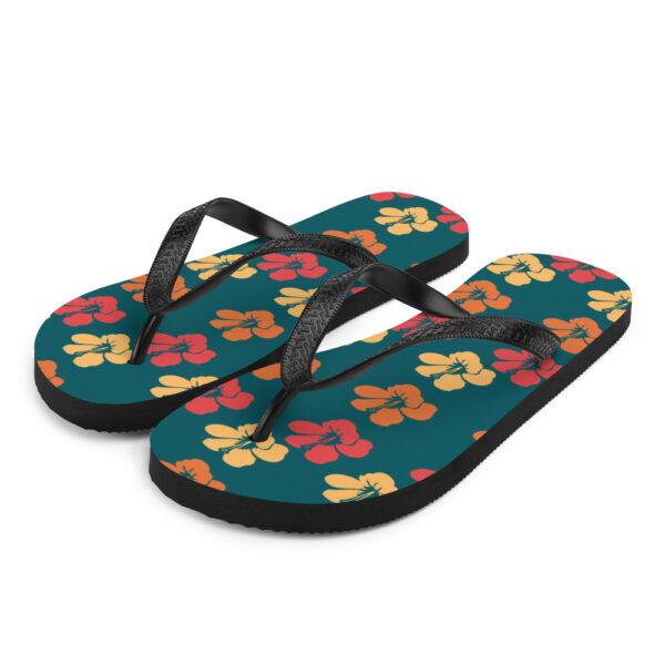 """Flip-Flops """"Hawaiblumen"""""""