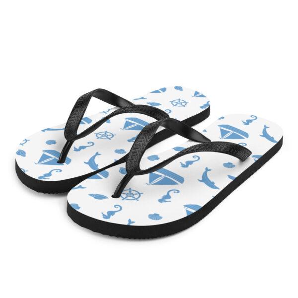 "Flip-Flops ""Ocean Icons"""